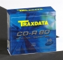 MED CD TRX CD-R SLIM BOX 10 KOM