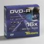 MED DVD TRX DVD-R BOX 5