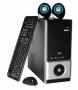 """MSG Home Surf i115 + 19"""" Asus LCD monitor + printer HP DeskJet 1"""